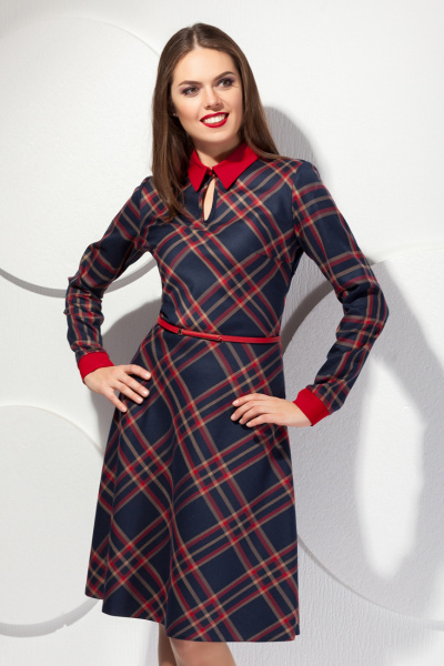 Платье П-450